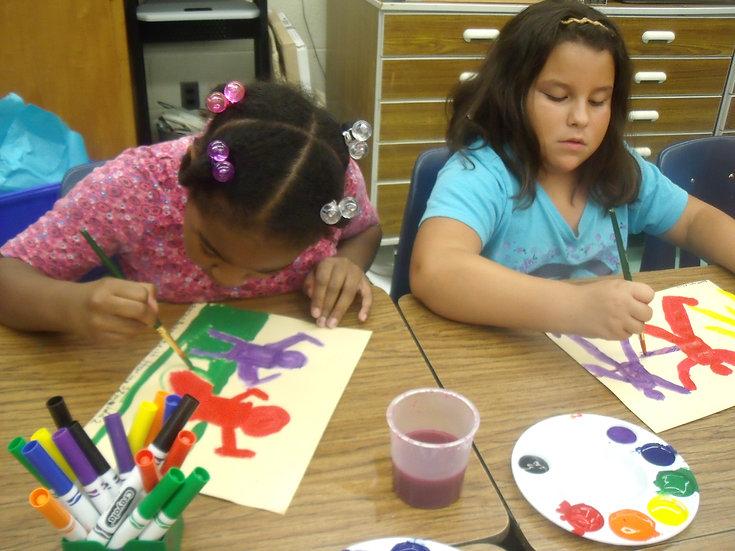 Grade 2/3 Creative Summer Studio| June 22-August 13
