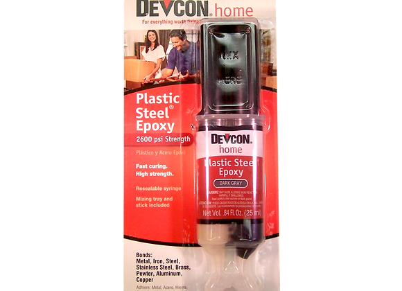 Devcon Steel Epoxy Putty S-6