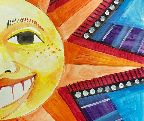 "TNTP ""Light of the Sun"" &Paint Party"