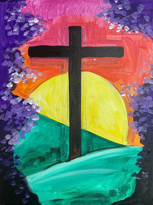 The Cross at Sunset.JPG