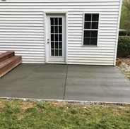 Concrete Patio Installers | Cary NC