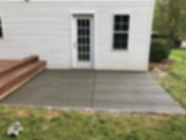 Patio Installers Cary, NC | Concrete | AMC Contracting