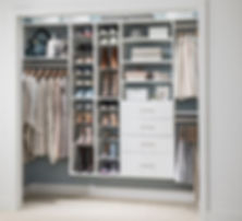 Custom Closets | Gardner, NC