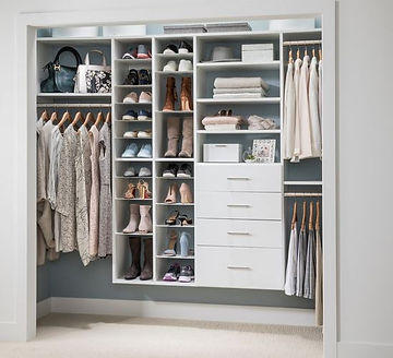 Custom Closet Builders in Cary, North Carolina | General Contracting | AMC Contractors