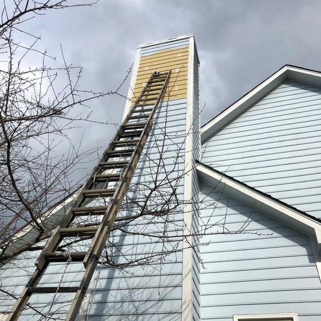 Siding Repairs   Holly Springs, NC