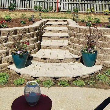 Patio Step Installers North Carolina | AMC Contracting