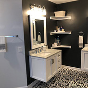 Bathroom Remodel | AMC Holly Springs
