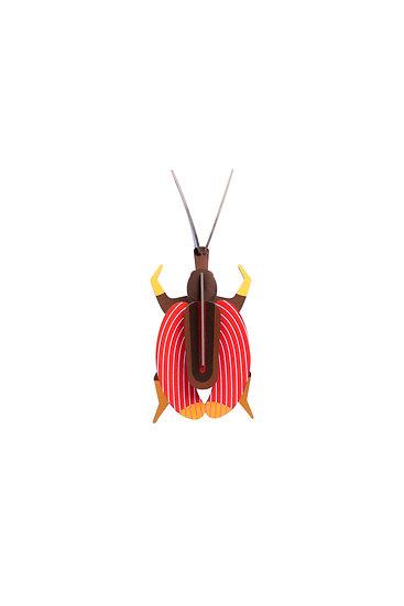 Wanddekoration Violin Beetle