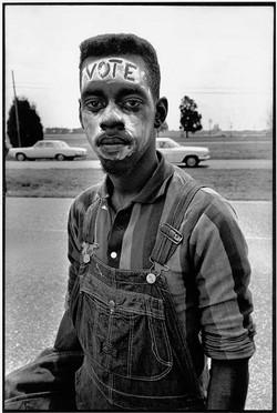 Selma Vote man 2