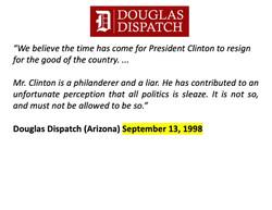 Douglas AZ Dispatch 1998