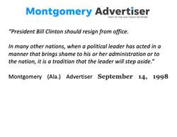 Montgomery Advertiser 1998