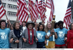 Women On the Move 1980s