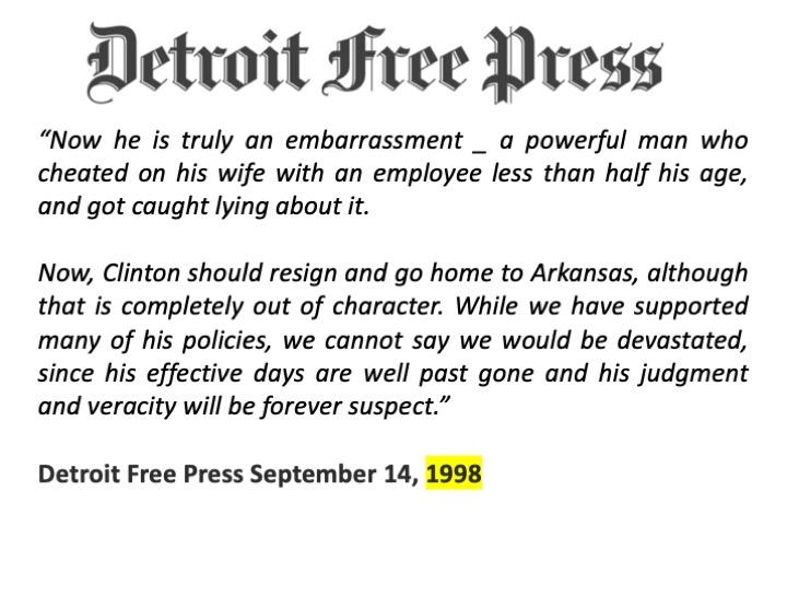 Detroit Free Press 1998
