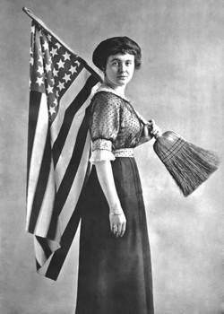 suffragette 1917