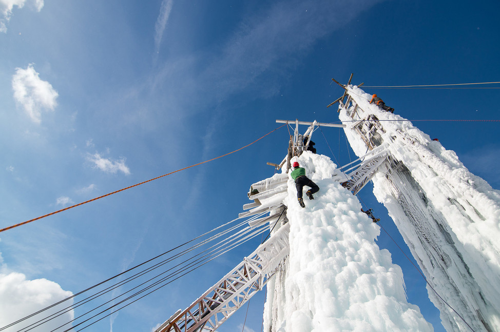 Ice Climbing: Turning Passion into Business