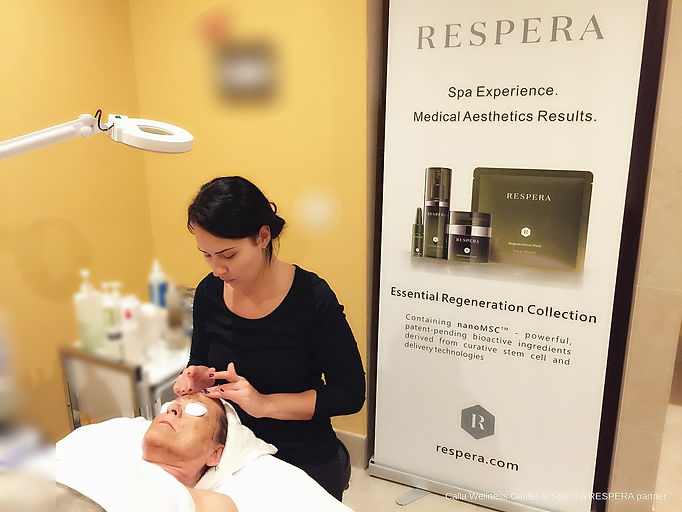 RESPERA nCrystal Perfection Treatment