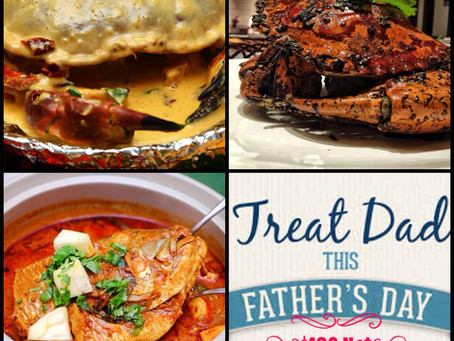 Benefits: Father's Day Food Hamper