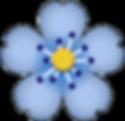 49-498627_emoji-apple-iphone-flower-fleu