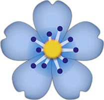 49-498627_emoji-apple-iphone-flower-fleu