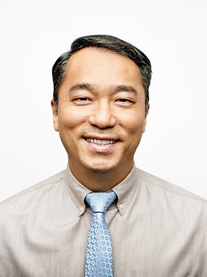 Smiling Man with Tie