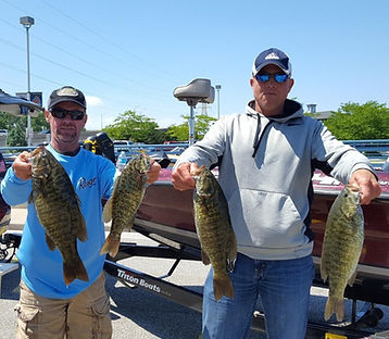 Lake Michigan Baas fishing Tournaments