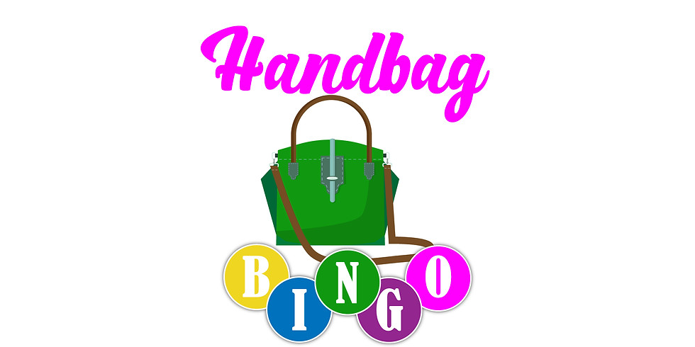 Handbag Bingo with a holiday twist!