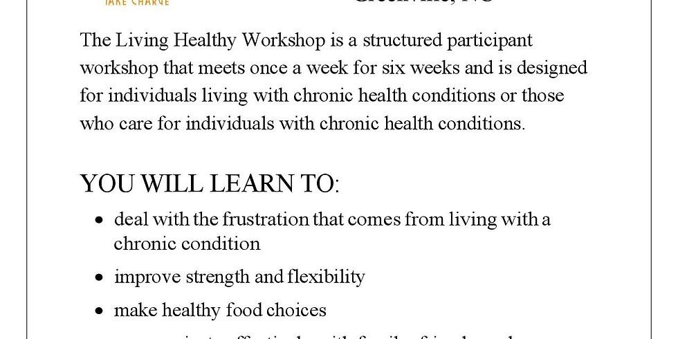Living Healthy Workshop