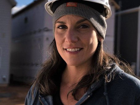 Dovetail Workwear features Nora Spencer!