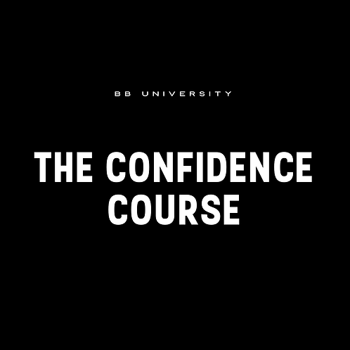 THE CONFIDENCE COURSE