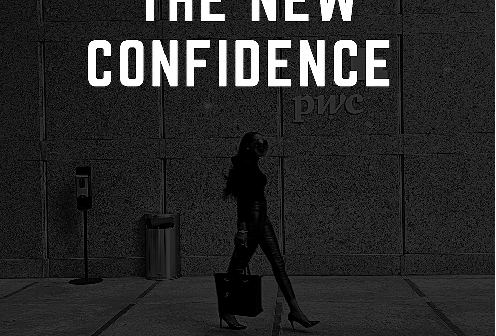 THE NEW CONFIDENCE COURSE