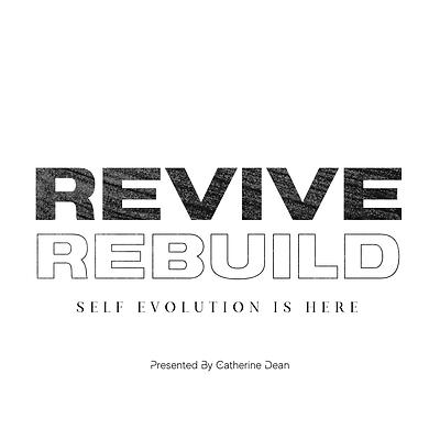 REVIVE REBUILD WORKBOOK
