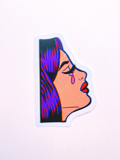 crying comic girl sticker.jpg