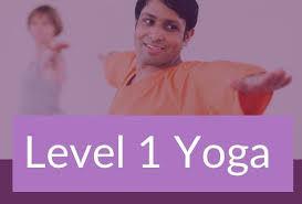 Level 1 Yoga