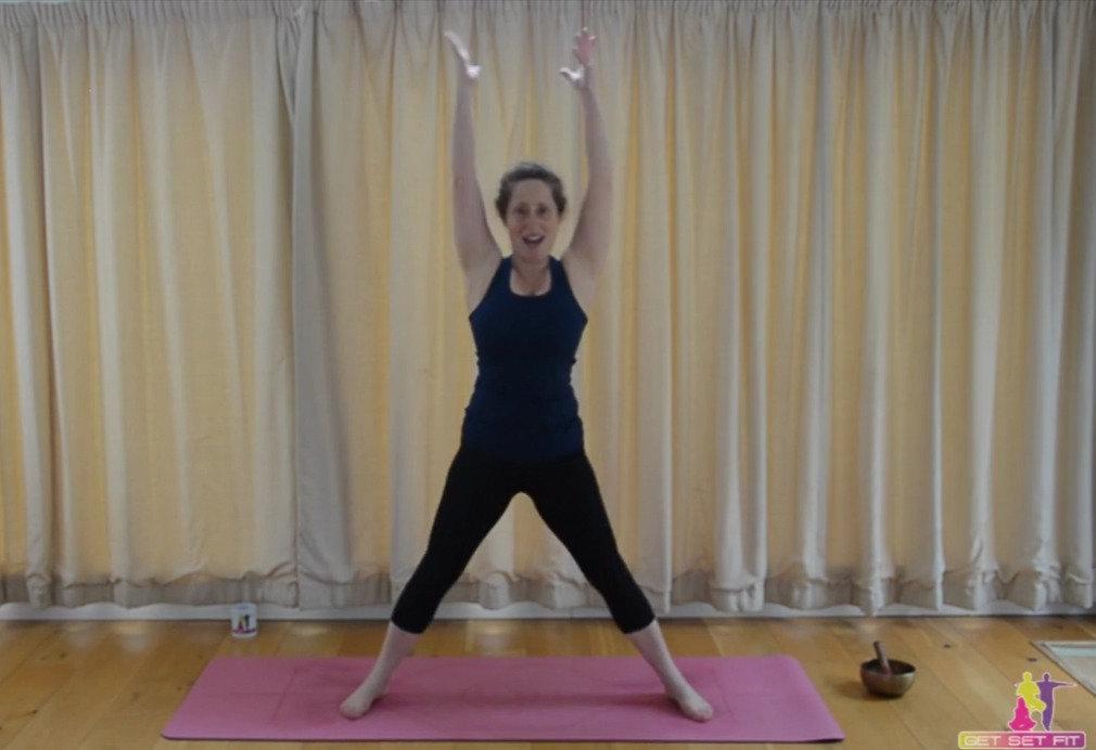 Live Online Yoga