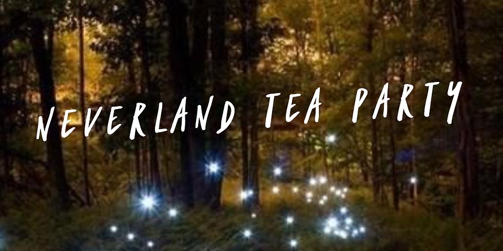 Neverland Tea Party