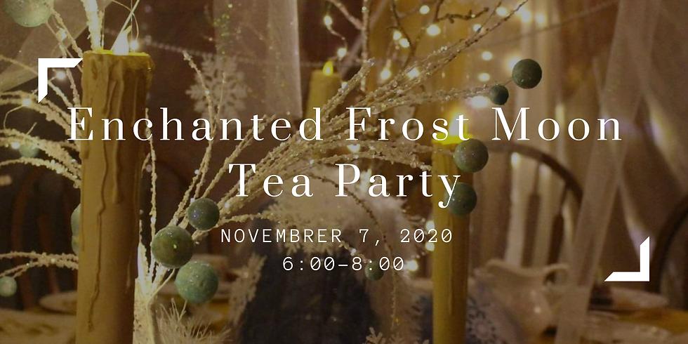 Frost Moon Tea Party