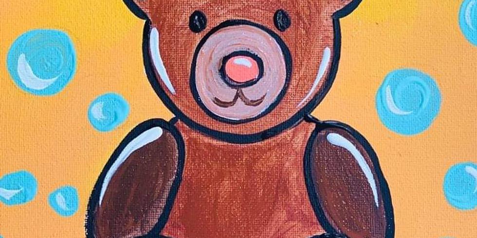 Bear Painting Kit