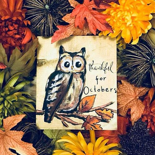 Cute Fall Painting Kits
