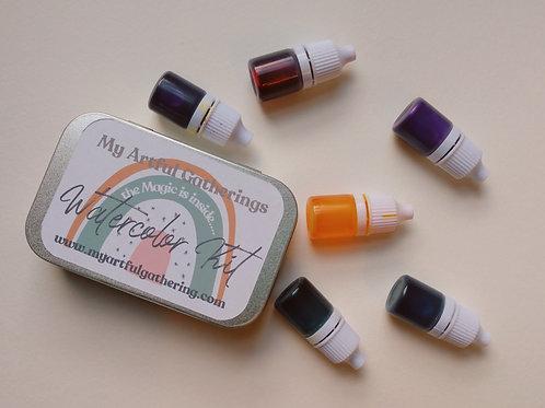 Liquid Watercolor kit