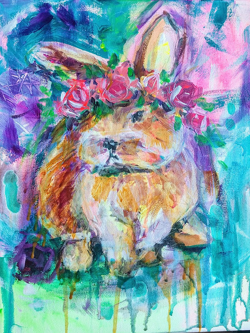 Springy Bunny