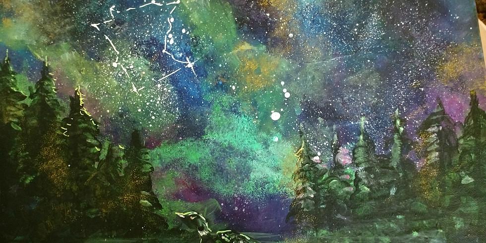 Galaxy Pines
