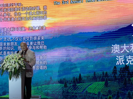 Third International Tea Forum (Yi Bin, China)