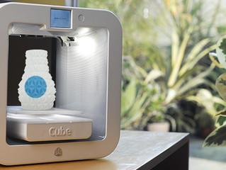 Impressão em 3D, já é uma realidade.