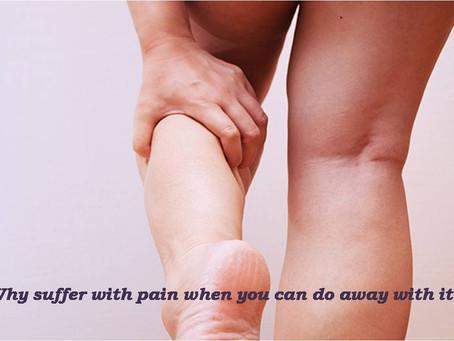 LEG PAIN?