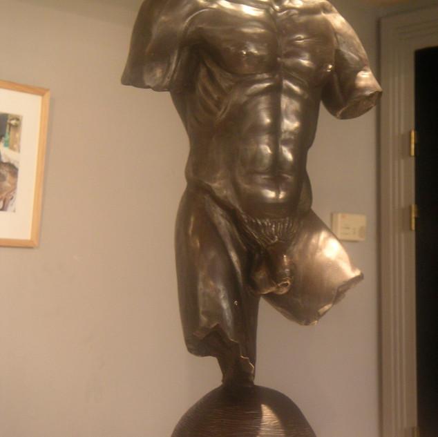 Torse H: 50cm - Plâtre original 2000€