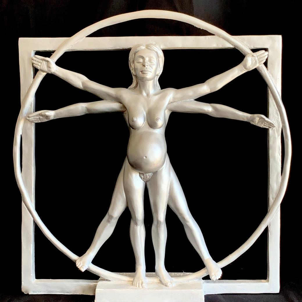 Jean Sébastien Raud sculpture engagée égalité homme femme