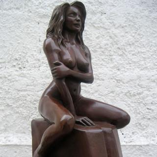 Pearl Bronze H 35cm - Tirage 1/8 Fondeur à Paris Prix sur demande / Prices upon request