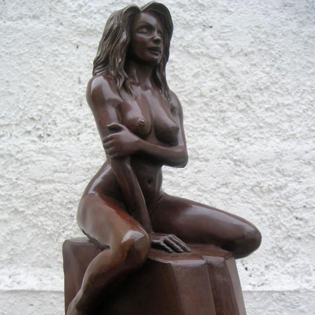 Pearl Bronze H 35cm - Tirage 1/8 Fondeur à Paris 3500€