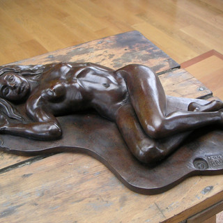 Anastasia Bronze L 50cm - Tirage 1/8 Fondeur à Paris Prix sur demande / Prices upon request