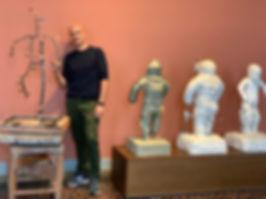 Jean-Sébastien Raud, enseignant conférencier dans les écoles d'art